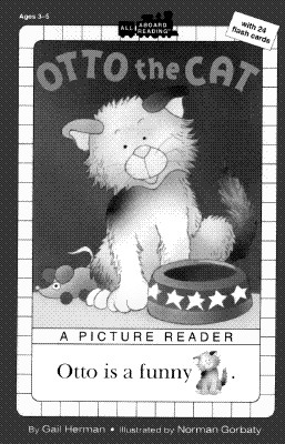 Otto the Cat By Herman, Gail/ Gorbaty, Norman (ILT)