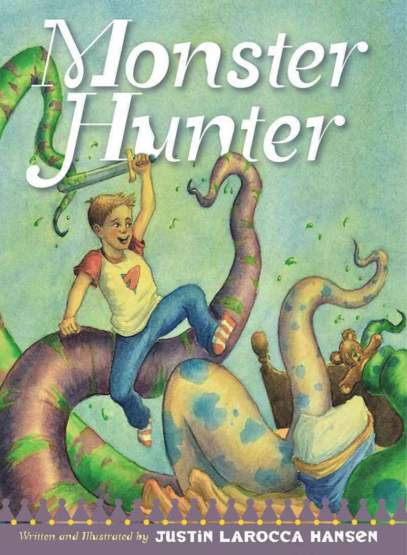 Monster Hunter By Hansen, Justin Larocca